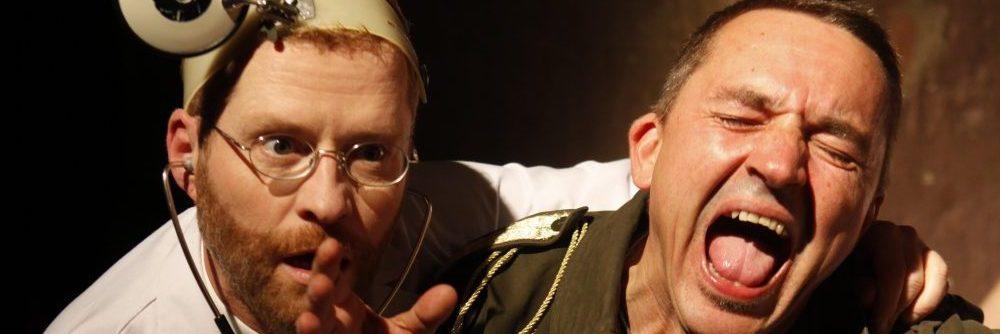 Woyzeck, theater domino, Regie Volker Zill